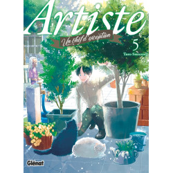 ARTISTE - UN CHEF D'EXCEPTION - TOME 5
