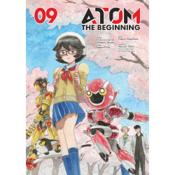 ATOM THE BEGINNING - TOME 9