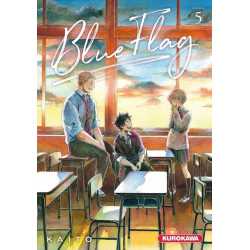 BLUE FLAG - TOME 5