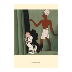 MUSEE - CARTE POSTALE - ILLUSTRATION - COUVERTURE CIGARES