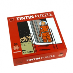 PUZZLE - LUNE PORTE - 30 PIECES