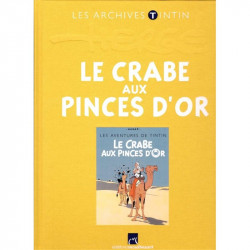 TINTIN (LES ARCHIVES - ATLAS 2010) - 15 - LE CRABE AUX PINCES D'OR