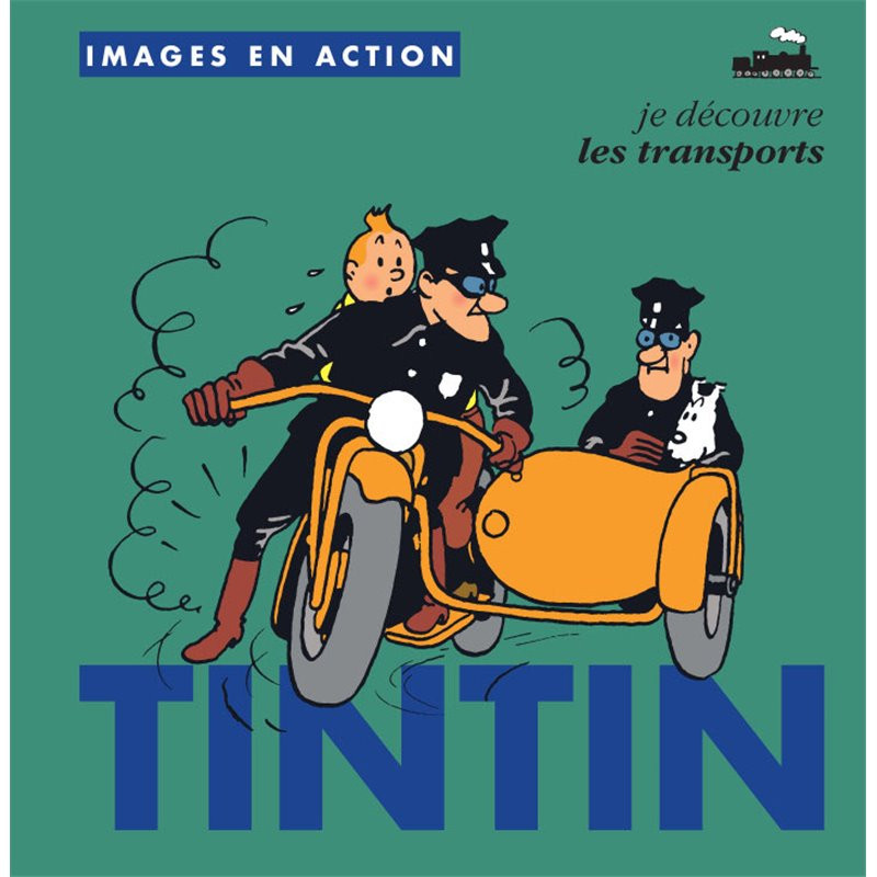 IMAGES EN ACTION - LES TRANSPORTS