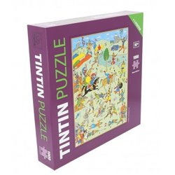 PUZZLE - SCEPTRE-BATTLE OF ZILEHEROUM 1000 PIECES
