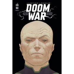JUSTICE LEAGUE DOOM WAR