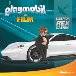 PLAYMOBIL - L'ESPION REX DASHER