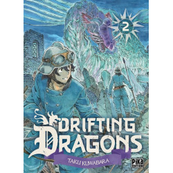DRIFTING DRAGONS - TOME 2