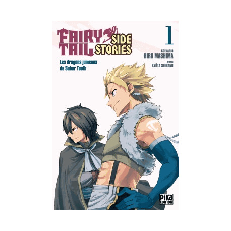 FAIRY TAIL - SIDE STORIES T01