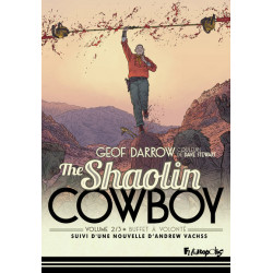 THE SHAOLIN COWBOY (TOME...