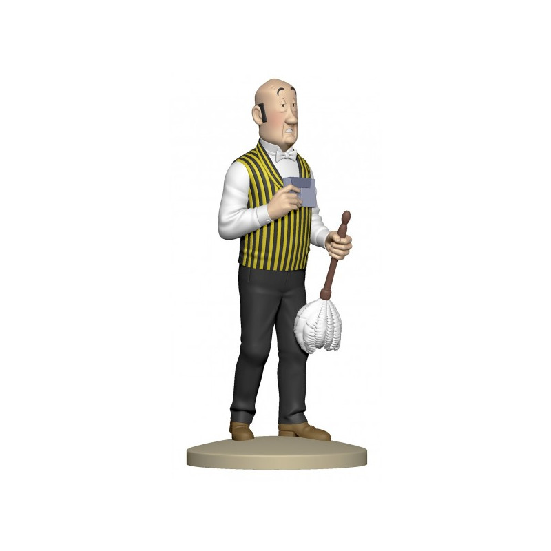 FIGURINE RESINE (COLLECTION 12CM) - NESTOR AU PLUMEAU