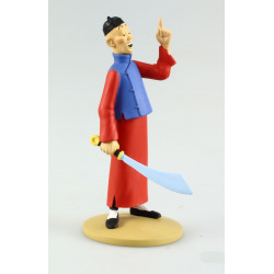 FIGURINE RESINE (COLLECTION 12CM) - DIDI EST FOU