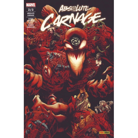 ABSOLUTE CARNAGE - TOME 2