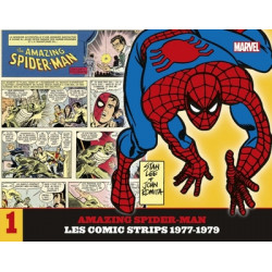 AMAZING SPIDER-MAN: LES COMIC STRIPS 1977-1979