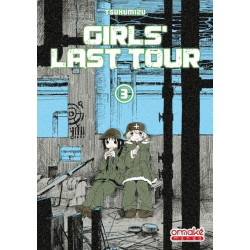 GIRLS' LAST TOUR - TOME 3 (VF)
