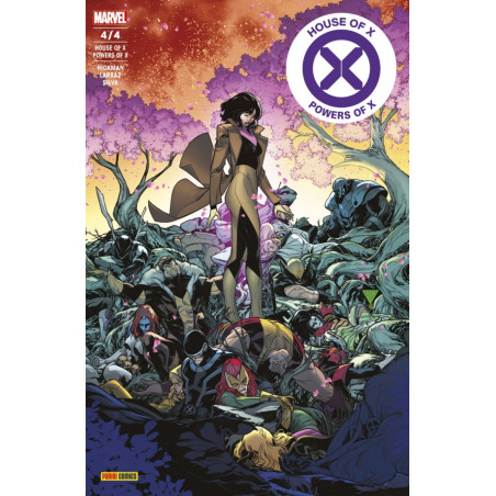 HOUSE OF X - POWERS OF X - 4 - MAISON X