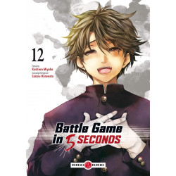 BATTLE GAME IN 5 SECONDS - TOME 12