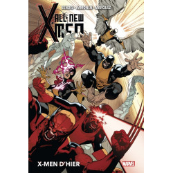 ALL-NEW X-MEN T01 : X-MEN...