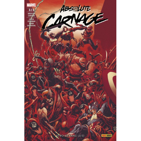 ABSOLUTE CARNAGE - TOME 3