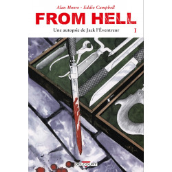 FROM HELL T01 - ÉDITION...