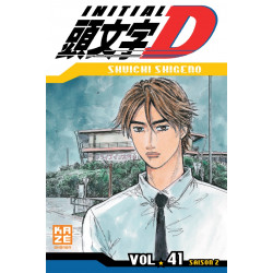 INITIAL D - TOME 41