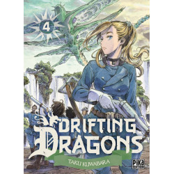 DRIFTING DRAGONS - TOME 4