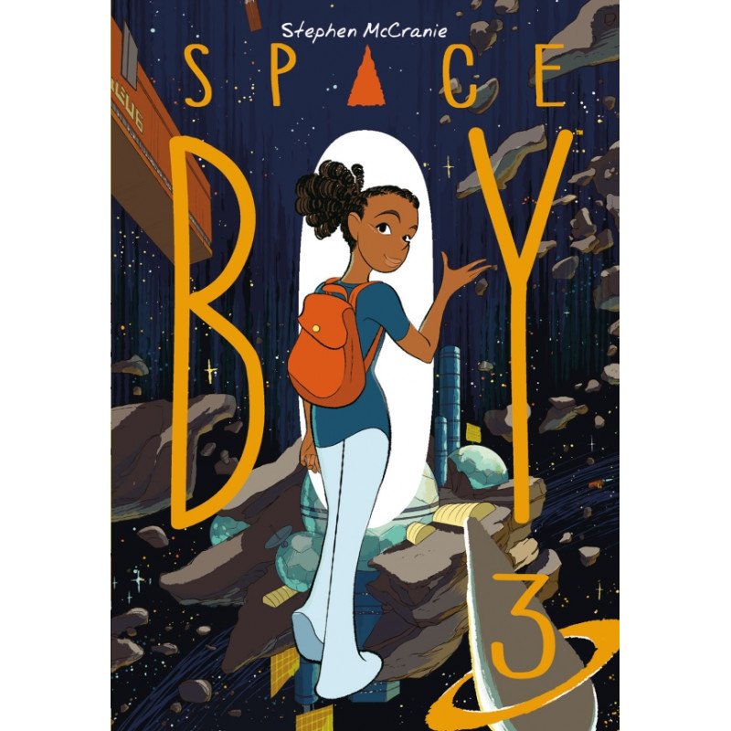 SPACE BOY - TOME 3