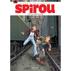(RECUEIL) SPIROU (ALBUM DU JOURNAL) - 361 - SPIROU ALBUM DU JOURNAL