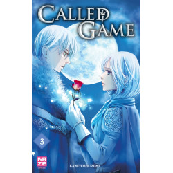 CALLED GAME - TOME 3