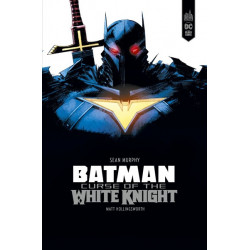 BATMAN - CURSE OF THE WHITE...