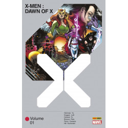 DAWN OF X VOL. 01