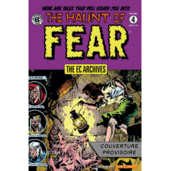 THE HAUNT OF FEAR, T.4
