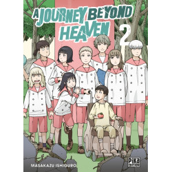 A JOURNEY BEYOND HEAVEN - TOME 2