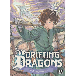 DRIFTING DRAGONS - TOME 5