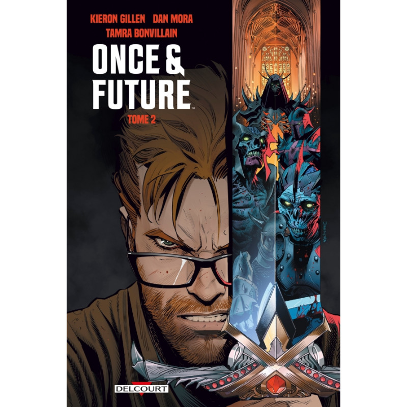 ONCE AND FUTURE T02