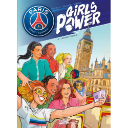 PARIS SAINT-GERMAIN - GIRLS POWER T02