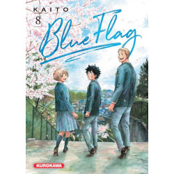 BLUE FLAG - TOME 8