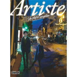 ARTISTE, UN CHEF D'EXCEPTION - TOME 06