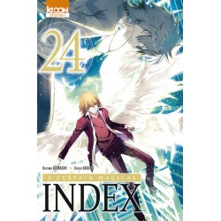 A CERTAIN MAGICAL INDEX T24