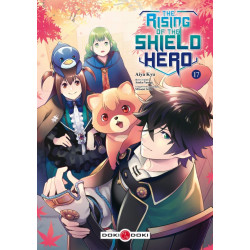THE RISING OF THE SHIELD HERO - VOL. 17