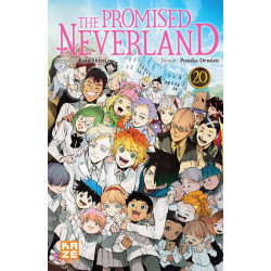 THE PROMISED NEVERLAND T20...