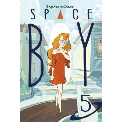 SPACE BOY - TOME 5