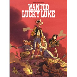WANTED, LUCKY LUKE !