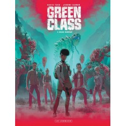 GREEN CLASS - TOME 3 -...