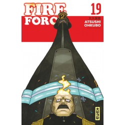 FIRE FORCE - TOME 19