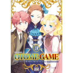 OTOME GAME T03