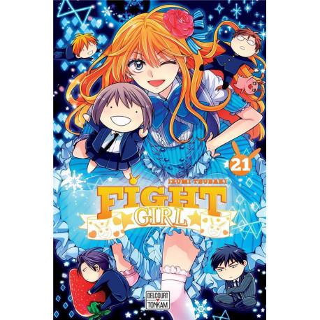 FIGHT GIRL - TOME 21