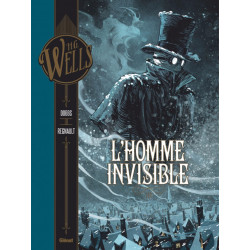 L'HOMME INVISIBLE (DOBBS) - 1 - L'HOMME INVISIBLE 1/2