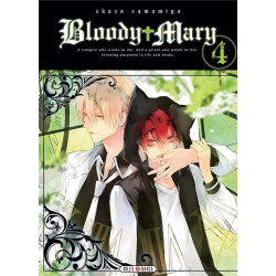BLOODY MARY (MANGA) - TOME 4