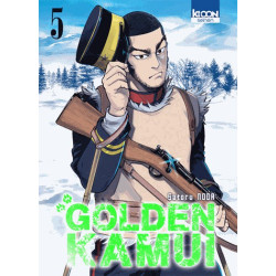 GOLDEN KAMUI T05