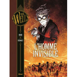 HOMME INVISIBLE (DOBBS) (L') - 2 - L'HOMME INVISIBLE 2/2